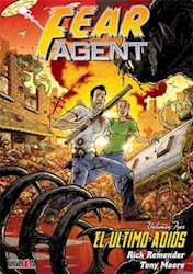 Libro 3. Fear Agent