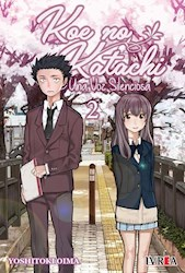 Libro 2. Koe No Katachi