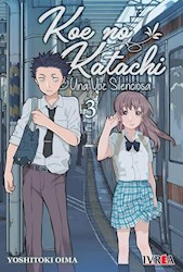 Libro 3. Koe No Katachi