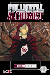 Libro 13. Fullmetal Alchemist