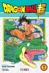 Libro 1. Dragon Ball Super