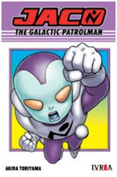Libro Jaco : The Galactic Patrolman