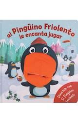Papel AL PINGUINO FRIOLENTO LE ENCANTA JUGAR