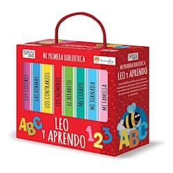 Libro Mi Primera Biblioteca : Leo Y Aprendo