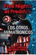 Papel FIVE NIGHTS AT FREDDY'S 2 LOS OTROS ANIMATRONICOS (A PARTIR DE 12 AÑOS)