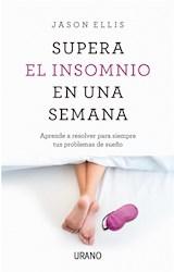 E-book Supera el insomnio en una semana