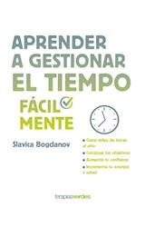 E-book Aprender a gestionar el tiempo fácilmente