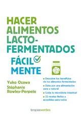 E-book Hacer alimentos lactofermentados fácilmente