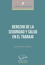 Libro Derecho De La Seguridad Y Salud En El Trabajo