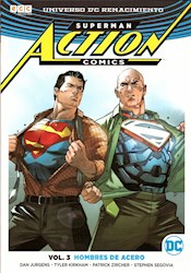 Libro Action Comic - Superman Vol. 3