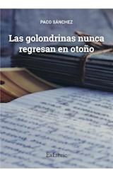 E-book Las golondrinas nunca regresan en otoño