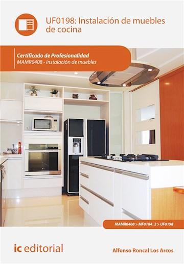 E-book Instalación De Muebles De Cocina. Mamr0408