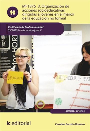 E-book Organización De Acciones Socioeducativas Dirigidas A Jóvenes En El Marco De La Educación No Formal. Ssce0109
