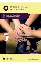 E-book Fomento y apoyo asociativo. SSCE0109