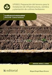 Libro Preparacion Del Terreno Para La Instalacion De I