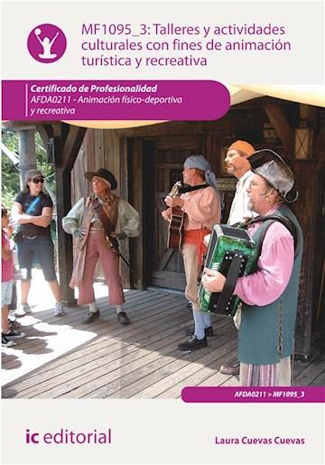 E-book Talleres Y Actividades Culturales Con Fines De Animación Turística Y Recreativa. Afda0211