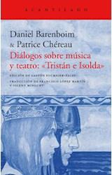 Papel Diálogos sobre música y teatro: «Tristán e Isolda»