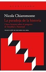 Papel La Paradoja De La Historia