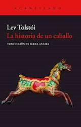 Papel La Historia De Un Caballo