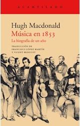 Papel MUSICA EN 1853