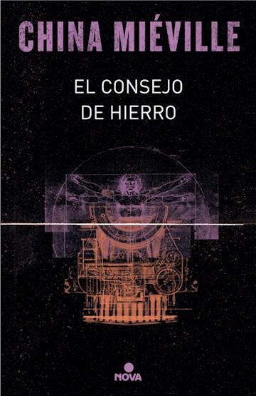 E-book El Consejo De Hierro (Bas-Lag 3)