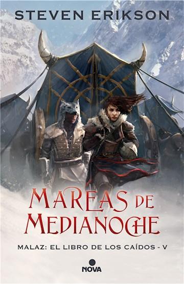 E-book Mareas De Medianoche (Malaz: El Libro De Los Caídos 5)
