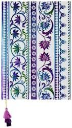 Libro Cuaderno De Hojas Lisas -Big Blue Azul