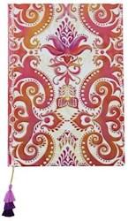Libro Cuaderno Hojas Lisas - Big Blue Rosa