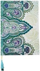 Libro Cuaderno Hojas Lisas - Big Blue Verde