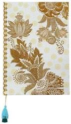Libro Cuaderno Hojas Lisas -Big Blue Amarillo