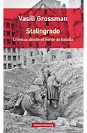 Papel STALINGRADO CRONICAS DESDE EL FRENTE DE BATALLA