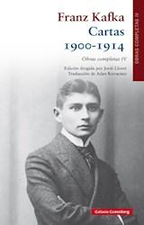 Libro Cartas ( 1900-1914 )