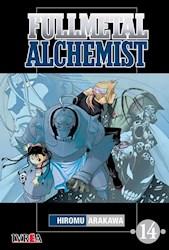 Libro 14. Fullmetal Alchemist