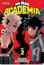 Papel My Hero Academia Vol.2