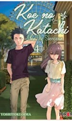 Libro 4. Koe No Katachi