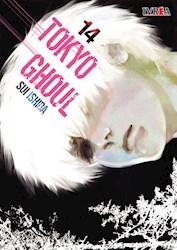 Libro 14. Tokyo Ghoul