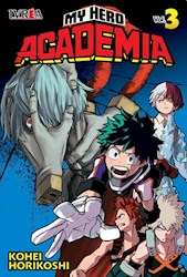 Papel My Hero Academia Vol.3