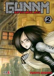 Libro 2. Gunnm - Battle Angel Alita