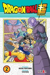 Libro 2. Dragon Ball Super