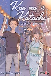 Libro 5. Koe No Katachi