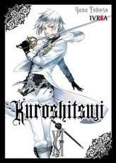 Libro 11. Kuroshitsuji