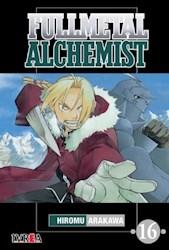 Libro 16. Fullmetal Alchemist