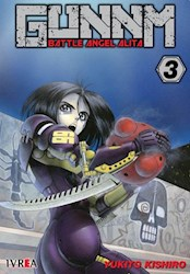 Libro 3. Gunnm - Battle Angel Alita