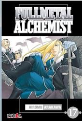 Libro 17. Fullmetal Alchemist