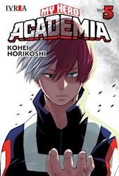 Papel My Hero Academia Vol.5