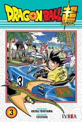 Libro 3. Dragon Ball Super