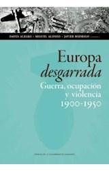 Papel EUROPA DESGARRADA