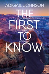 Libro The First To Know