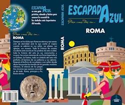 Libro Roma Escapada Azul.