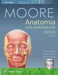 E-Book Anatomía Con Orientación Clínica Ed. 8 (Ebook)